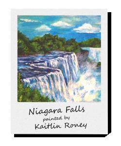 Niagara Falls Polaroid-01