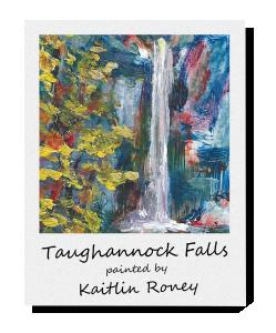 Taughannock Falls Polaroid-01-01