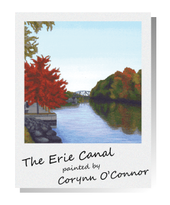 The Erie Canal Polaroid-01